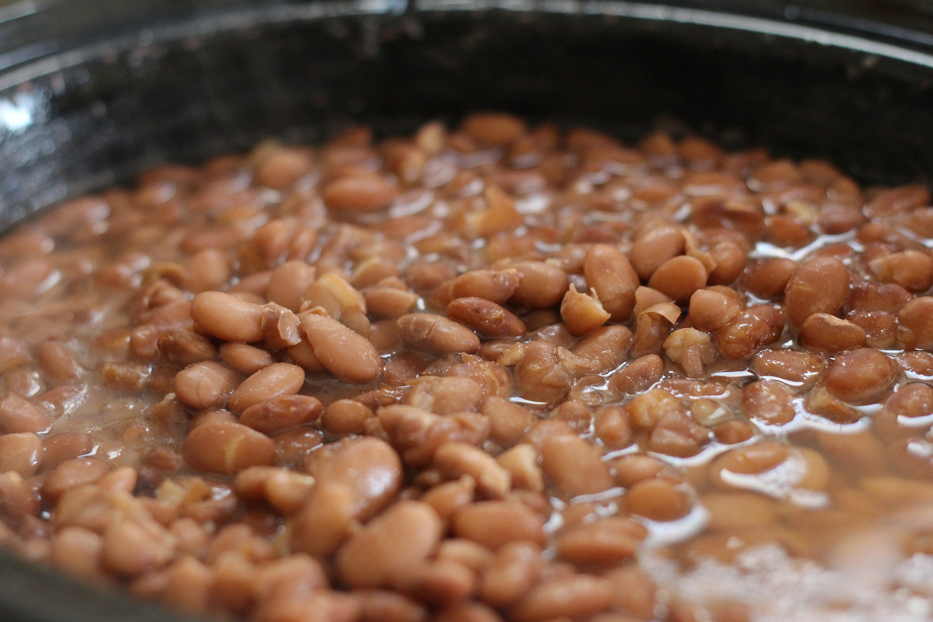 Recipe for Cooked Beans