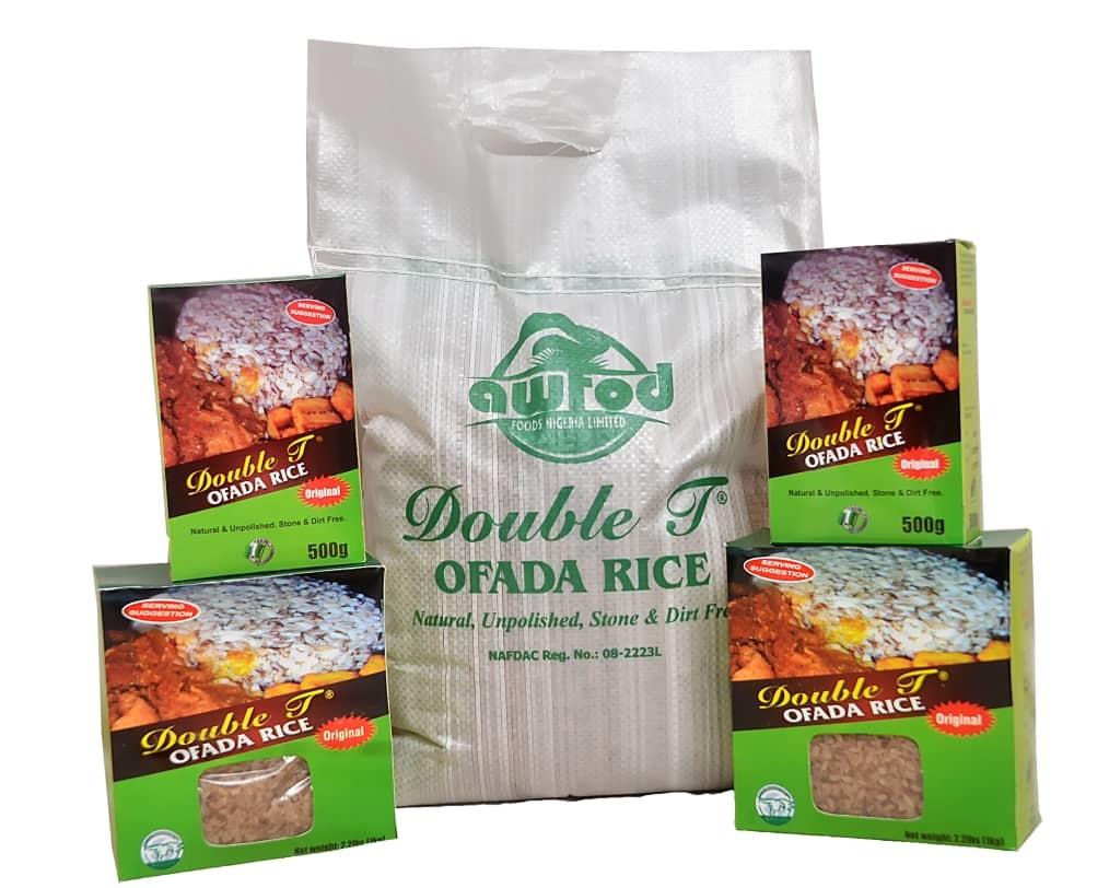 Awfod Foods Nig Ltd. Producers of the Best Ofada Rice in Nigeria.
